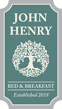 John Henry Bed & Breakfast Logo